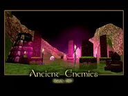 Ancient Enemies Splash Screen