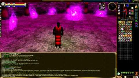 Asheron's Call - The Facility Hub (How to reach it & how to navigate it)