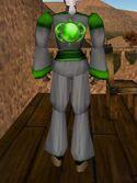Realaidain Raiment Green Live