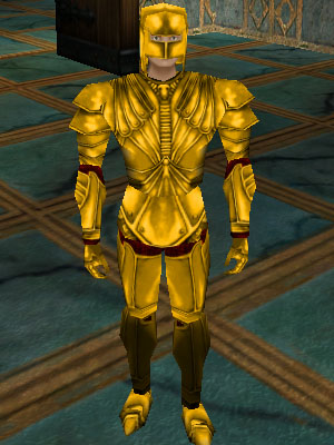 Noble Armor Live