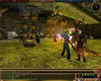 The Death of Antius Blackmoor 3 Live