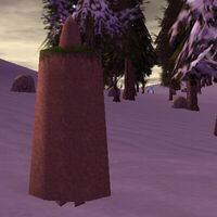 58.0S, 55.3E - Empyrean Statue and Lifestone Live
