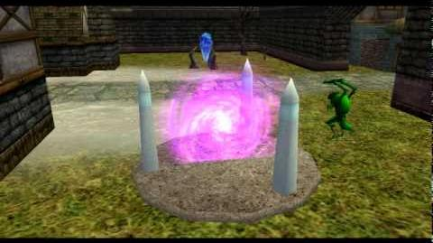 Asheron's Call November Patch of 2010 (Part 2 of 2 Playable Olthoi Luminance)
