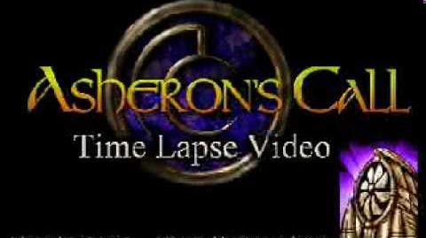 Asheron's Call Time Lapse
