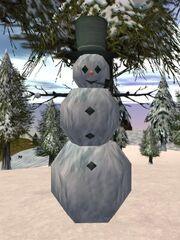Snowman (NPC) Live