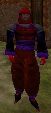 Ufet, Prophet of Blades Live