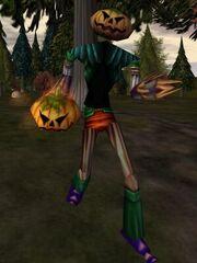 Naughty Scarecrow Live