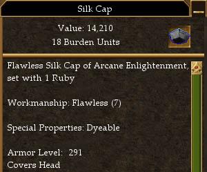 Cap Maximum AL