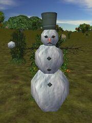 Snowman Live