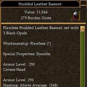 Studded Leather Basinet Maximum AL