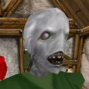 Maddened Fiun Mask Live