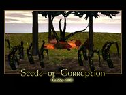 Seeds of Corruption Splash Screen