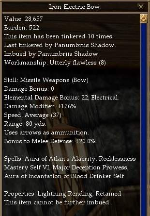 Weapon Tailoring Kit 4