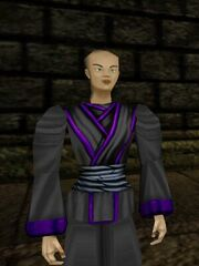 Hacha Jien the Archmage Live