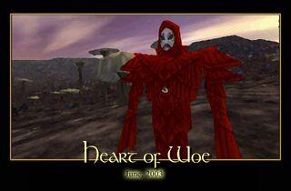 Heart of Woe Splash Screen
