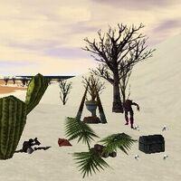 21.9S, 0.1E - Drudge Camp Live