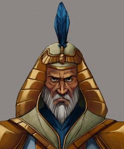 Asheron Character Profile Image