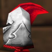 Auroric Runic Helm Red Live