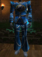 Exarch Plate Armor (Sea Blue) Live