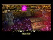 Foolish Ambition Splash Screen