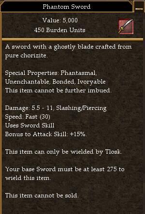Phantom Sword Old