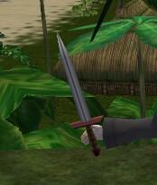 Academy Short Sword Live