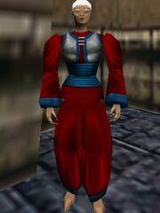 Dho War Master Robe Live