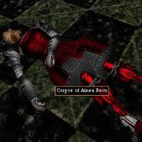 Corpse of Ainea Besu Live