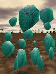 Acidic Coral Golem Live