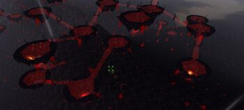 Rynthid Infested Plains Initial Platforms 3 Live