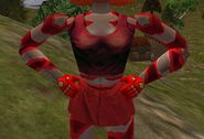 Aphus Lounging Shirt (Swamp Lord's War Paint) 2 Live