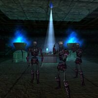 Skull of High Acolyte Quest Live 3