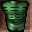 Green Mire Yoroi Cuirass (Quest Item) Icon