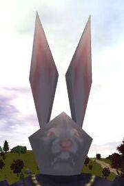 White Rabbit Mask Live