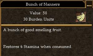 Bunch of Nanners