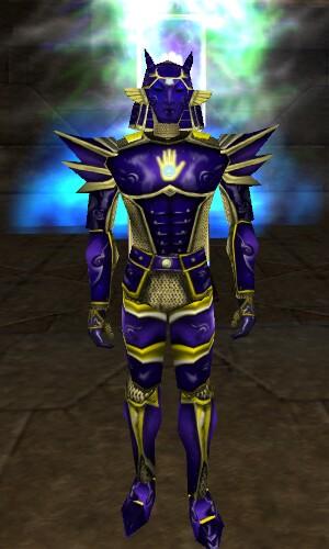 Celestial Hand Society Armor Live