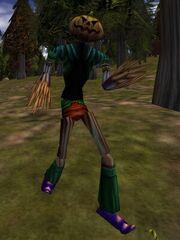 Vicious Scarecrow Live