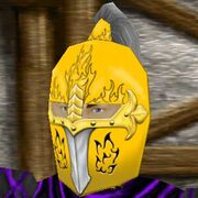 The Helm of the Golden Flame Live