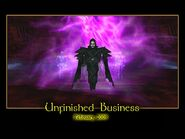 Unfinished Business Splash Screen