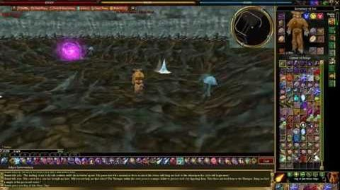Asheron's Call Hermit's Death Wish Quest