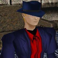 Crimped Hat Live