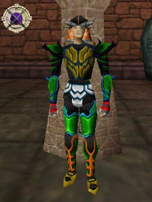 Olthoi Armor (Loot) Live