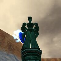 Sentinel Statue Live