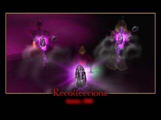 Recollections Splash Screen