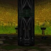 Strange Pillar Live