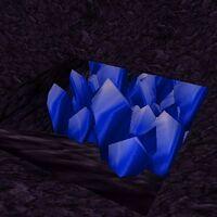 Crystalline Crag Blocked Tunnel Live