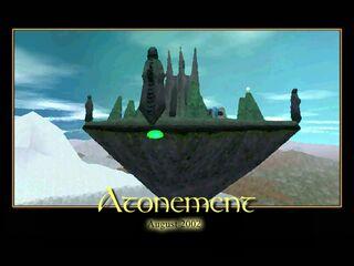 Atonement Splash Screen