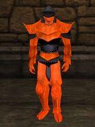 Haebrean Armor Fail Orange Black Live