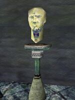 Bust of Emperor Kellin II Live