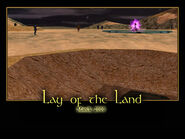 Lay of the Land Splash Screen